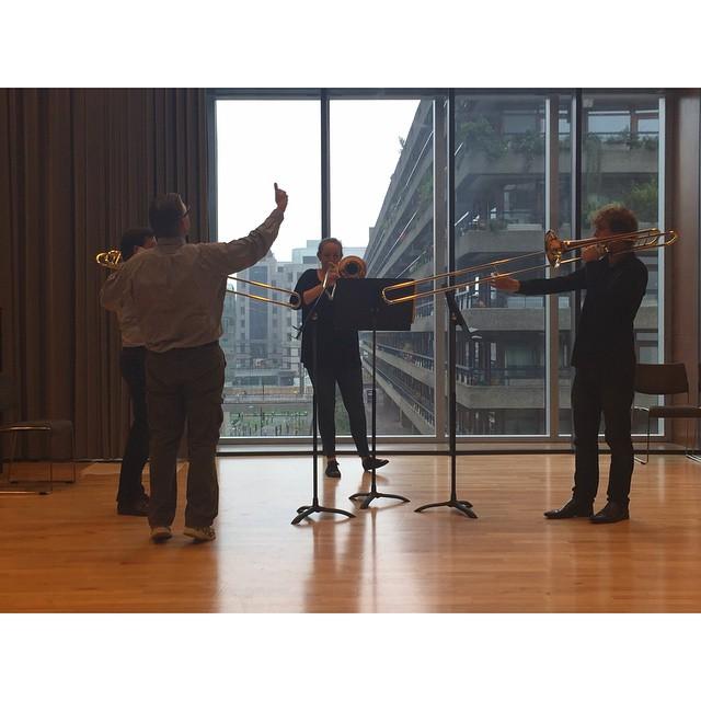 Barbican Trombone Trio
